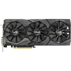 Resigilat Placa video ASUS GeForce GTX 1060 STRIX GAMING OC 6GB DDR5 192-bit