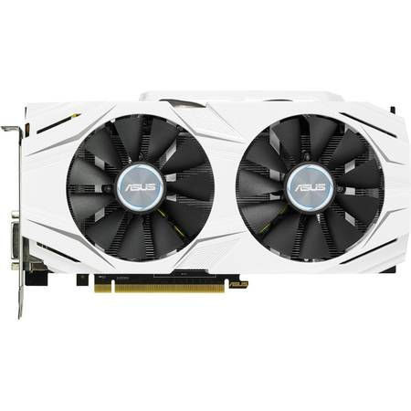 Placa video ASUS GeForce GTX 1060 Dual OC 6GB DDR5 192-bit
