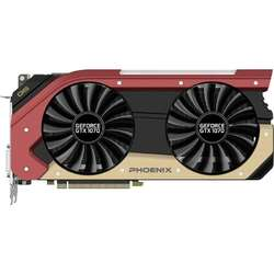 Placa video Gainward GeForce GTX 1070 Phoenix GS, 8GB GDDR5 (256 Bit), HDMI, DVI, 3xDP