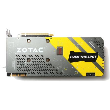 Placa video Zotac GeForce GTX 1070 AMP! Extreme 8GB DDR5 256-bit