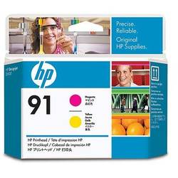 HP C9461A INK 91 Printhead Magenta and Yellow for:Designjet Z6100, Z6100PS C9461A