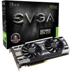 Placa video EVGA GeForce GTX 1070 ACX 3.0 8GB DDR5 256-bit