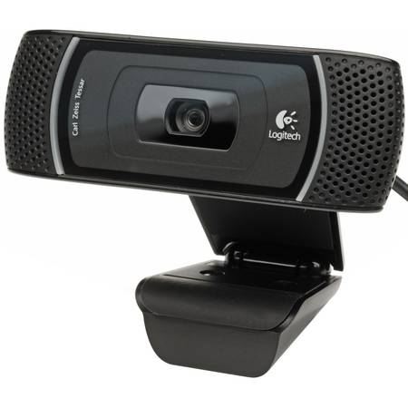 Camera Web Logitech HD B910 - EMEA Business