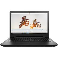 Laptop Lenovo 15.6'' IdeaPad 110, HD, Intel Celeron Dual Core N3060 (2M Cache, up to 2.48 GHz), 4GB, 500GB, GMA HD 400, FreeDos, Black