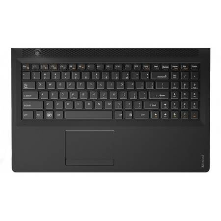Laptop Lenovo 15.6'' IdeaPad 100, Intel Core i3-5005U (3M Cache, 2.00 GHz), 4GB, 128GB SSD, GMA HD 5500, Win 10 Home, Black