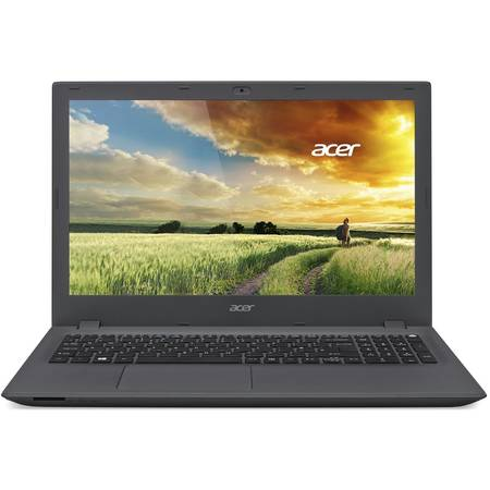 """Laptop Acer 15.6"""" Aspire E5-573G-56KR, HD, Intel Core i5-4210U (3M Cache, up to 2.70 GHz), 4GB, 500GB, GeForce 920M 2GB, Linux, Gray"""