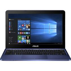 "Laptop ASUS 11.6"" VivoBook E200HA, HD, Procesor Intel Atom x5-Z8300 (2M Cache, up to 1.84 GHz), 2GB, 32GB eMMC, GMA HD, Win 10 Home, Dark Blue"