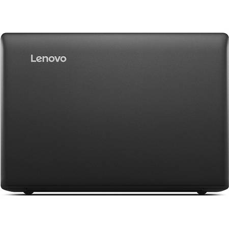 Laptop Lenovo 15.6'' IdeaPad 510, FHD IPS, Intel Core i5-6200U, 4GB, 1TB, GeForce 940M 2GB, FreeDos, Black