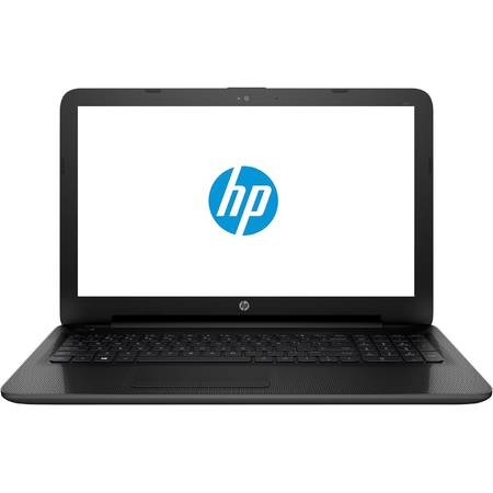 "Laptop HP 15.6"" 15-ac007nq, HD, Intel Core i3-4005U (3M Cache, 1.70 GHz), 4GB, 500GB, GMA HD 4400, FreeDos, Black"