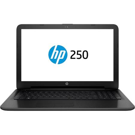 "Laptop HP 15.6"" 250 G4, HD, Procesor Intel Pentium Quad Core N3700 (2M Cache, up to 2.40 GHz), 4GB, 1TB, GMA HD, FreeDos, Black"