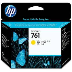 HP CH645A Ink 761 Printhead Yellow, Works with: HP DesignJet T7100 Printer series CH645A