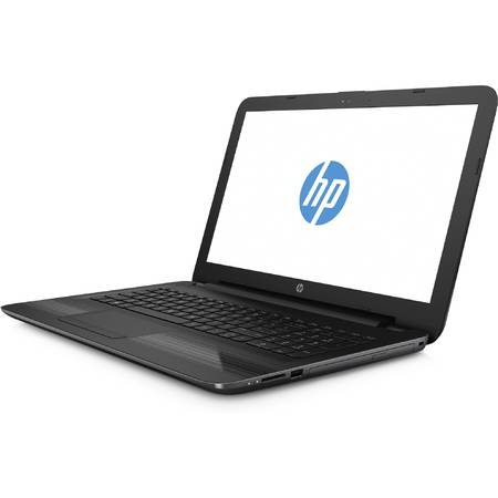 "Laptop HP 15.6"" 250 G5, Intel Celeron Dual Core N3060 (2M Cache, up to 2.48 GHz), 4GB, 500GB, GMA HD 400, FreeDos, Black, no ODD"