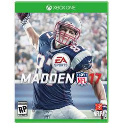 EAGAMES Madden NFL 17 Xbox One
