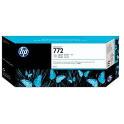HP CN634A Ink Cartridge 772 Light Gray, 300ml CN634A