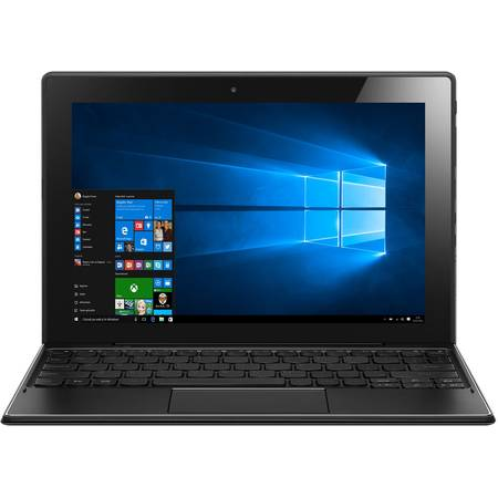 "Laptop 2-in-1 Lenovo 10.1"" Ideapad Miix 310, WXGA IPS Touch, Intel Atom x5-Z8350 (2M Cache, up to 1.92 GHz), 2GB, 64GB eMMC, GMA HD, Win 10 Home, Silver"