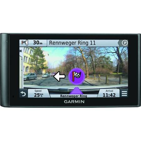 GPS Garmin NuviCam + Camera DVR incorporata + Harta Full Europa