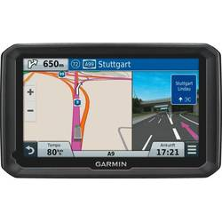 "GPS GARMIN DEZL 570LMT 5.0"" WITH FMI"