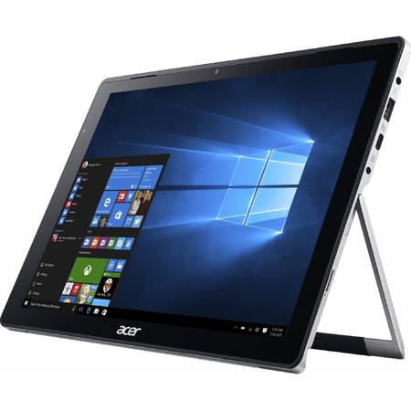 Laptop 2-in-1 Acer 12'' Switch 12 SA5-271P, QHD Touch IPS, Intel Core i7-6500U (4M Cache, up to 3.10 GHz), 8GB, 512GB SSD, Win 10 Pro