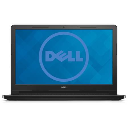 "Laptop Dell Inspiron 3558 Intel Core i3-5005U 2.00GHz, 15.6"", 4GB, 500GB, DVD-RW, Intel HD Graphics, Ubuntu 14.04 SP1, Black"