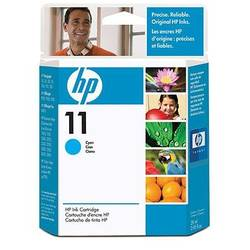 HP C4836A Ink Cartridge 11 Cyan 2.350 pages