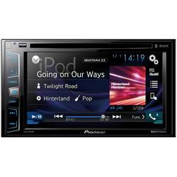 Multimedia player auto Pioneer AVH-X2800BT, 2DIN, Touchscreen, Bluetooth, 4x50W, USB, AUX