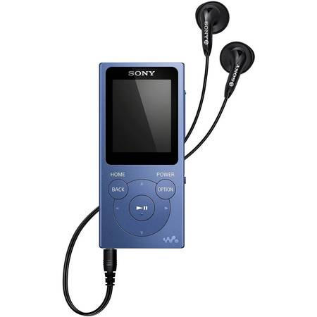 Sony MP4 Player NWE393L, 4GB