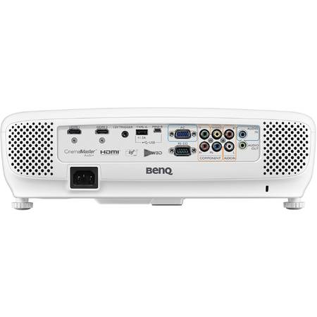 Videoproiector BenQ 3D W1110S, Full HD, Home Cinema