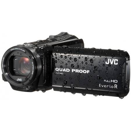 Camera video JVC Quad-Proof RX GZ-RX615BEU, Full HD, Wi-Fi