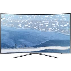 Televizor LED Curbat 65KU6502 Samsung, 163 cm, 4K Ultra HD, Smart
