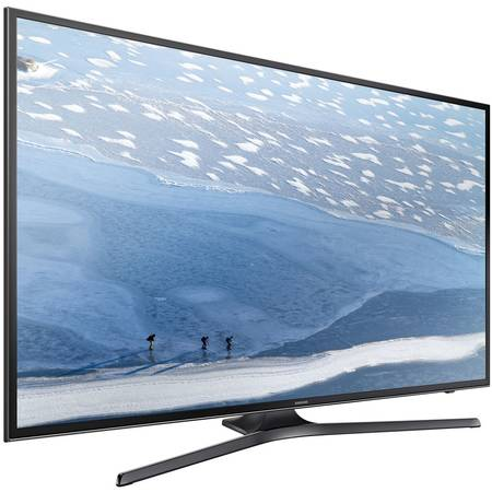 Televizor LED 60KU6072 Samsung, 152 cm, 4K Ultra HD , Smart
