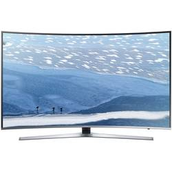 Televizor LED Curbat Smart Samsung, 138 cm, 55KU6672, 4K Ultra HD