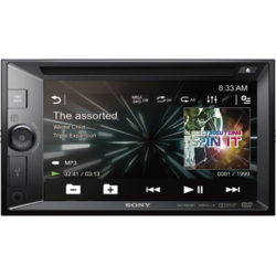 Multimedia player Sony XAVW650BT.EUR, 4 x 55 W, USB, AUX, Bluetooth, compatibilitate camera spate
