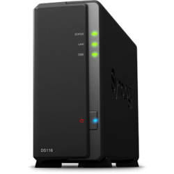 Network Attached Storage Synology DiskStation DS116