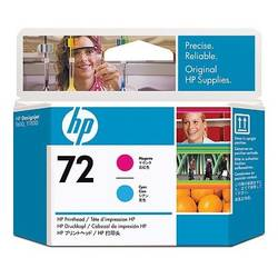 HP C9383A Ink 72 Printhead Magenta and Cyan C9383A