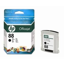 HP C9385AE Ink Black Cartridge for OfficejetProK550 no.88 22.8ml C9385AE