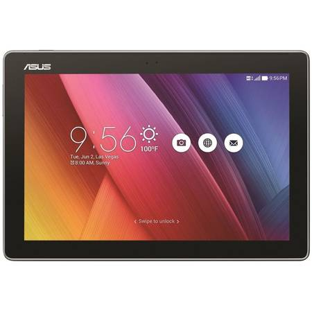 "Tableta ASUS ZenPad 10 Z300CNL-6A052A, 10.1"", Quad-Core 1.8GHz, 2GB RAM, 32 GB, 4G, IPS, Dark Grey 4G, IPS, Dark Grey"