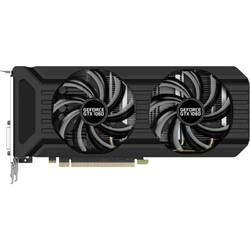 Placa video Palit GeForce GTX 1060 Dual 3GB DDR5 192-bit