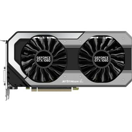 Placa video Palit GeForce GTX 1060 JetStream 6GB GDDR5 192-bit
