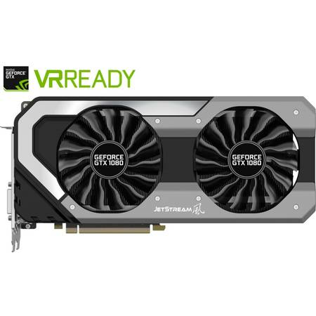 Placa video Palit GeForce GTX 1080 Super JetStream 8GB GDDR5X 256-bit