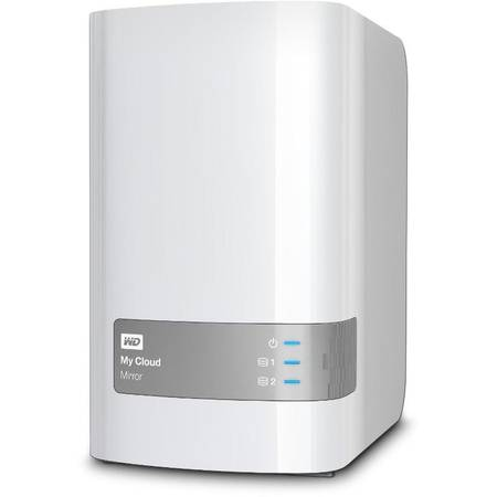 Network Attached Storage Western Digital  My Cloud Mirror Gen 2 8TB