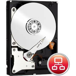 Hard disk Western Digital Red 8TB SATA-III 5400RPM 128MB