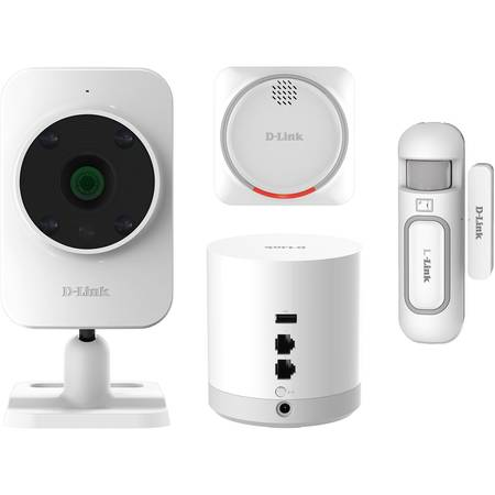 Smart Home HD Starter Kit D-Link, DCH-107KT