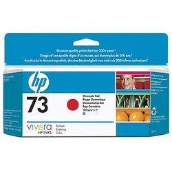 HP CD951A Ink Cartridge 73 Chromatic Red 130 ml, Works with: HP Designjet Z3200/Z3200ps CD951A
