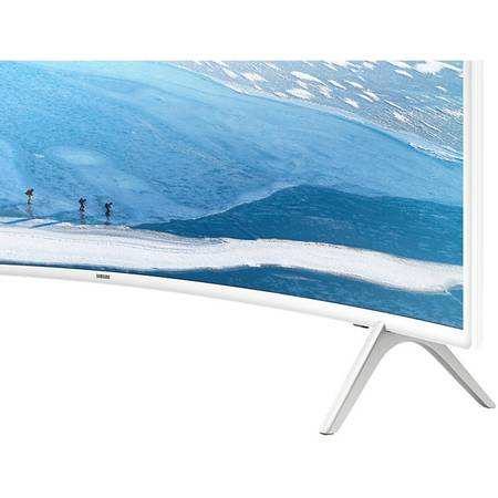 Televizor LED Curbat Samsung UE43KU6510, 108 cm, 4K Ultra HD, Smart