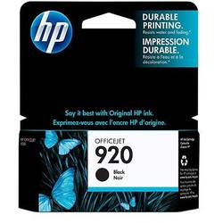 HP CD971AE Ink Cartridge 920 Black CD971AE