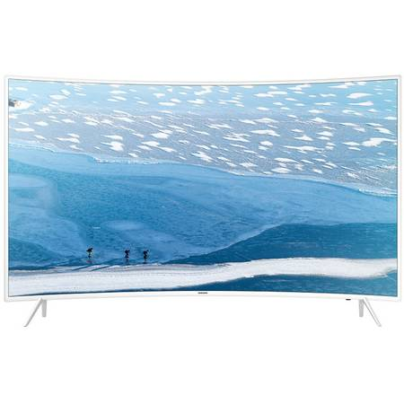 Televizor LED Curbat Samsung UE55KU6510, 138 cm, 4K Ultra HD, Smart