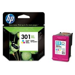 HP CH564EE Ink Cartridge 301XL Tri Colour CH564EE