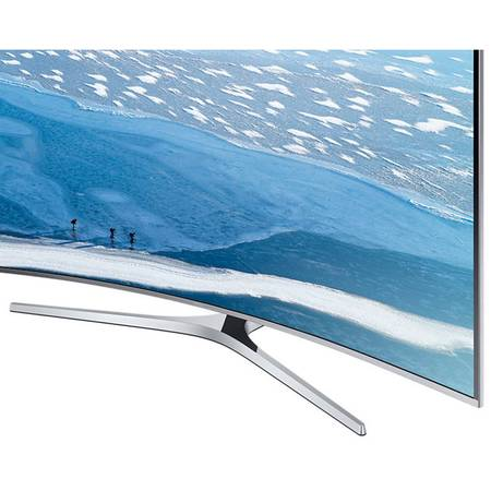Televizor LED Curbat Samsung 65KU6682, 163 cm, 4K Ultra HD Smart