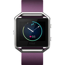 Smartwatch FITBIT Blaze Fitness Wireless Size S Violet