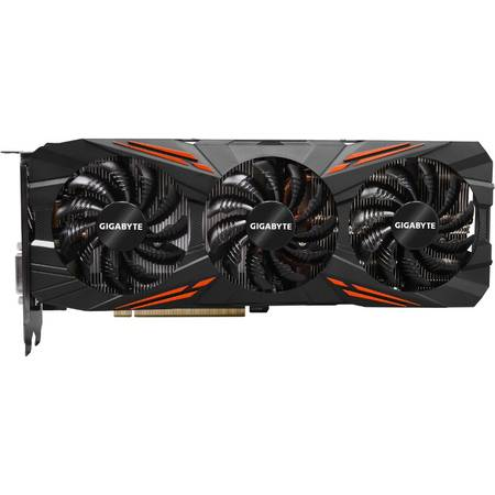 Placa video GIGABYTE GeForce GTX 1080 G1 GAMING 8GB DDR5X 256-bit